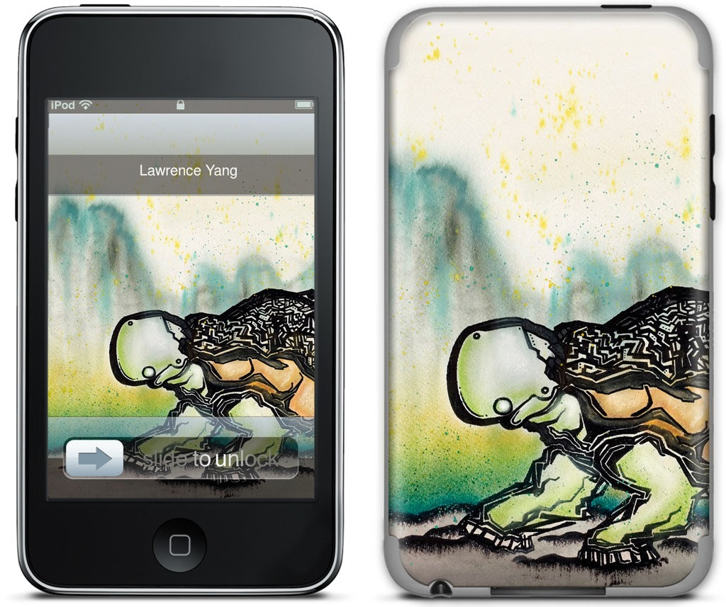 Crawl iPod Skin