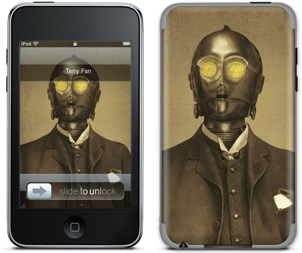 Baron Von Three PO iPod Skin