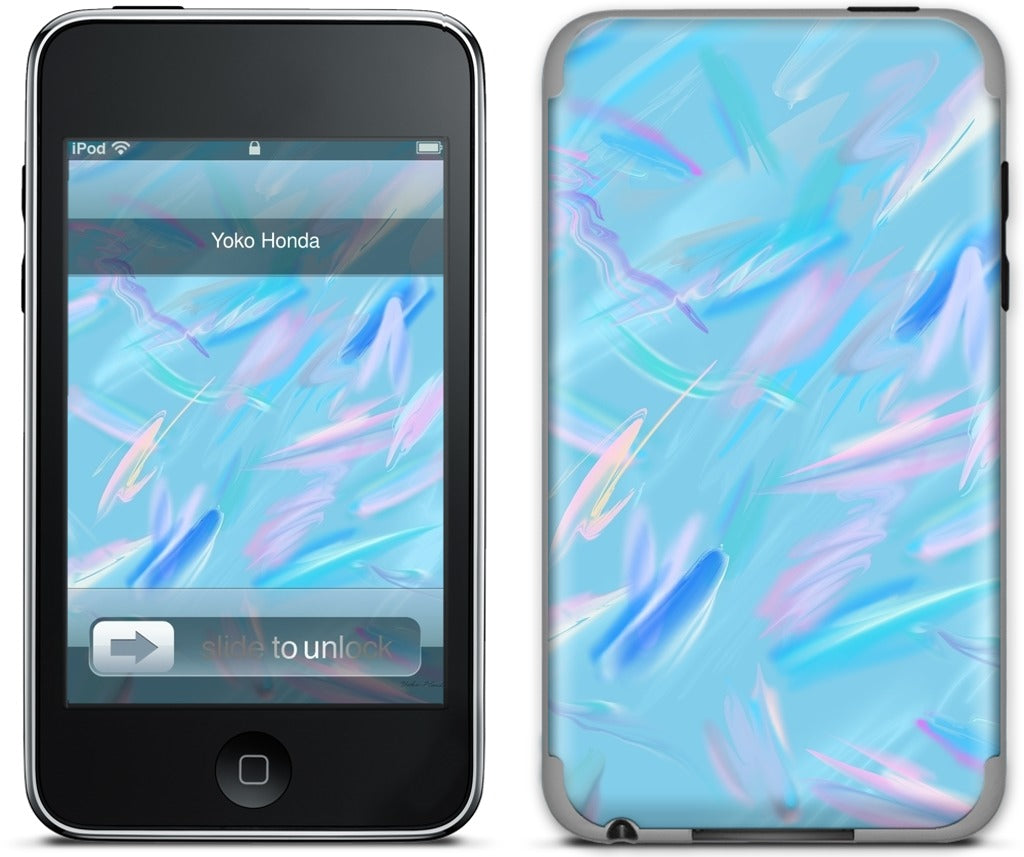 Cloud Cover iPod Skin