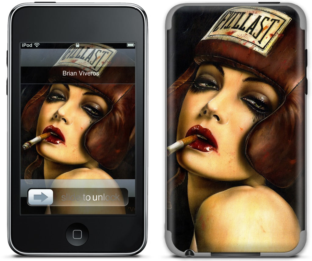 Momma Said Knock You Out iPod Skin