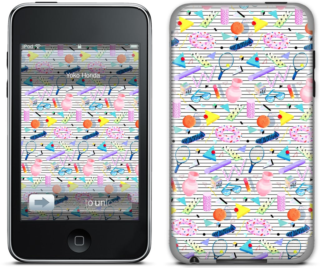 Seasons iPod Skin
