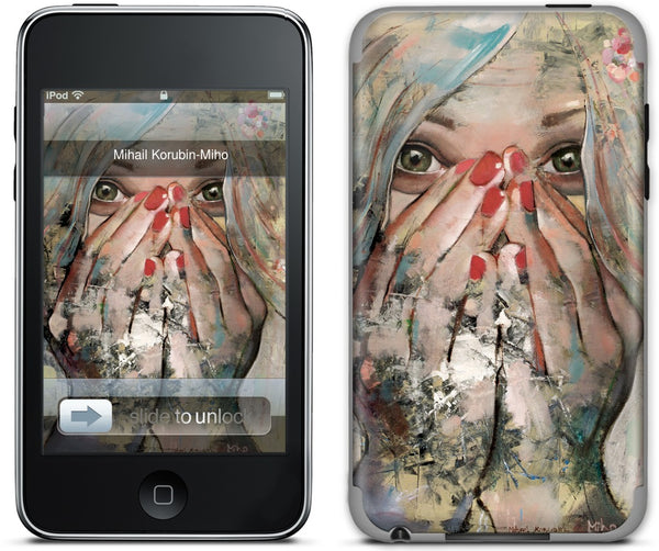 Bliss iPod Skin