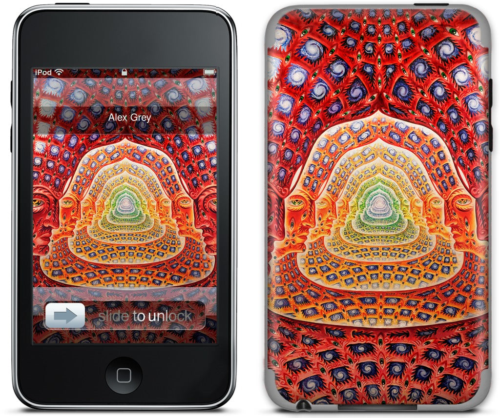 Net Of Being iPod Skin