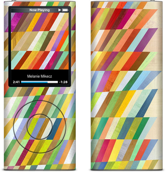 Slanted iPod Skin