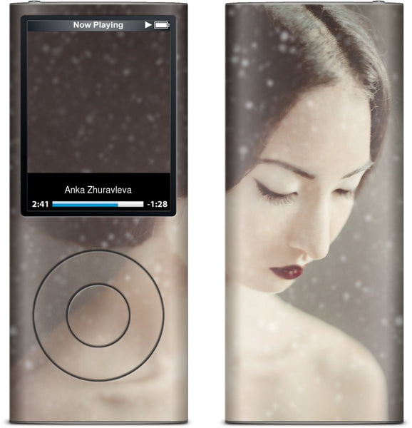 Fairy Portrait In Japanese Style iPod Skin