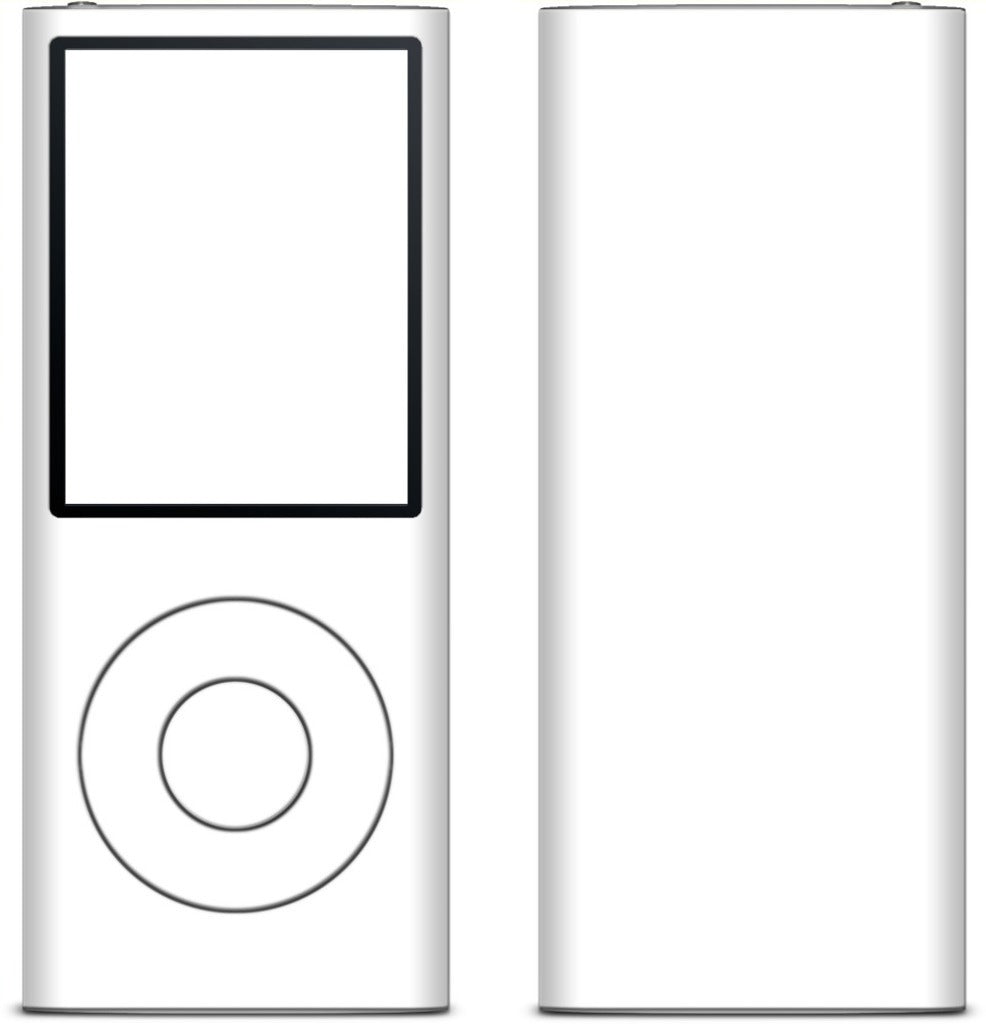 Ancient Post Mill iPod Skin