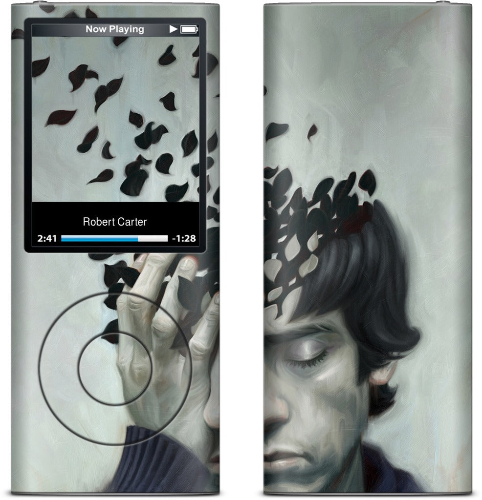 Teen Depression iPod Skin
