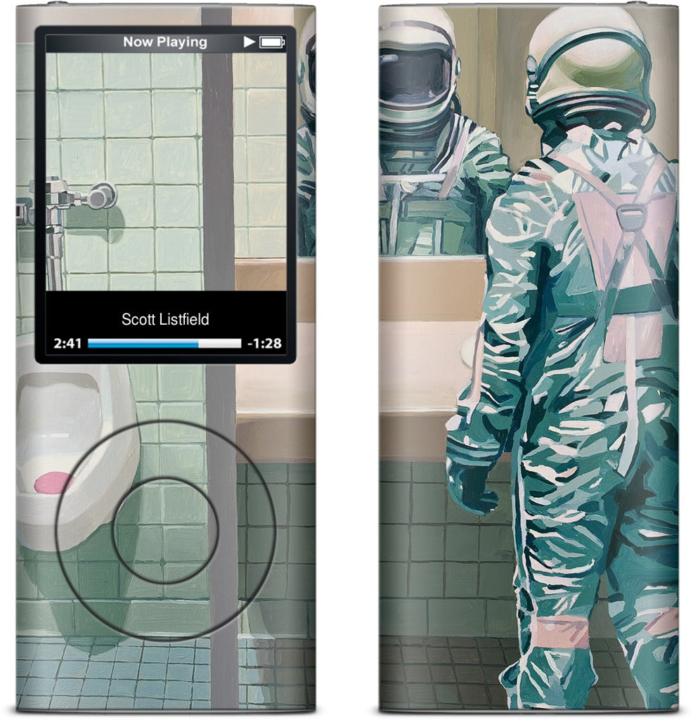 Men's Room iPod Skin