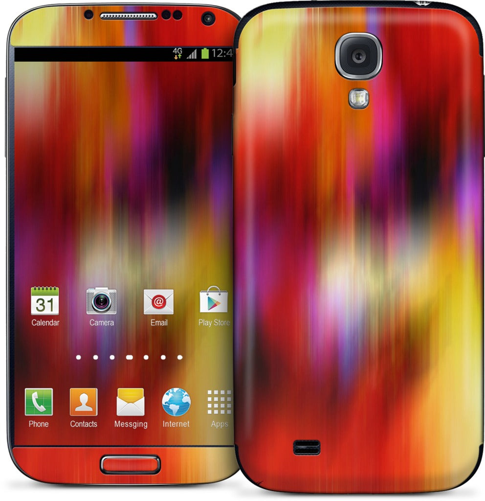 Color In Motion 1 Samsung Skin