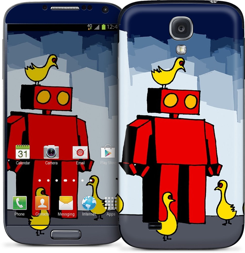 I Like Birds Samsung Skin