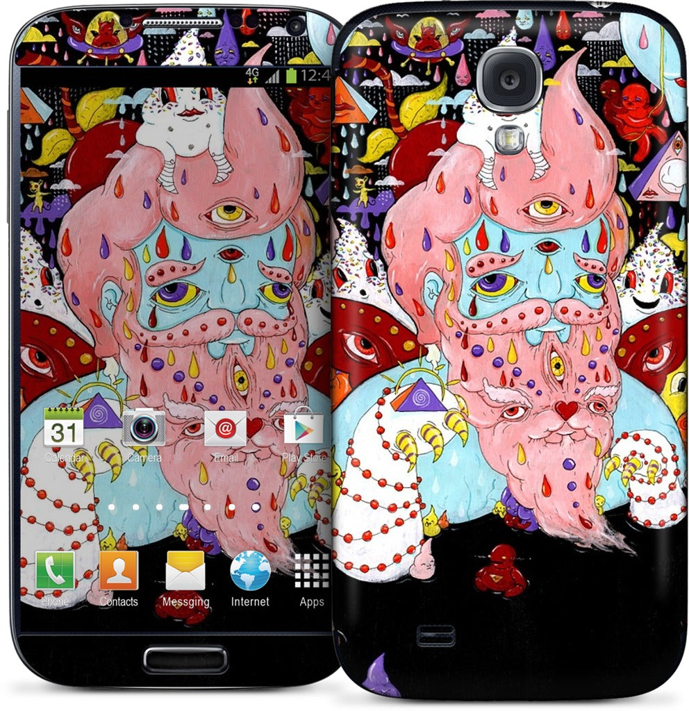 Candy Pope Samsung Skin