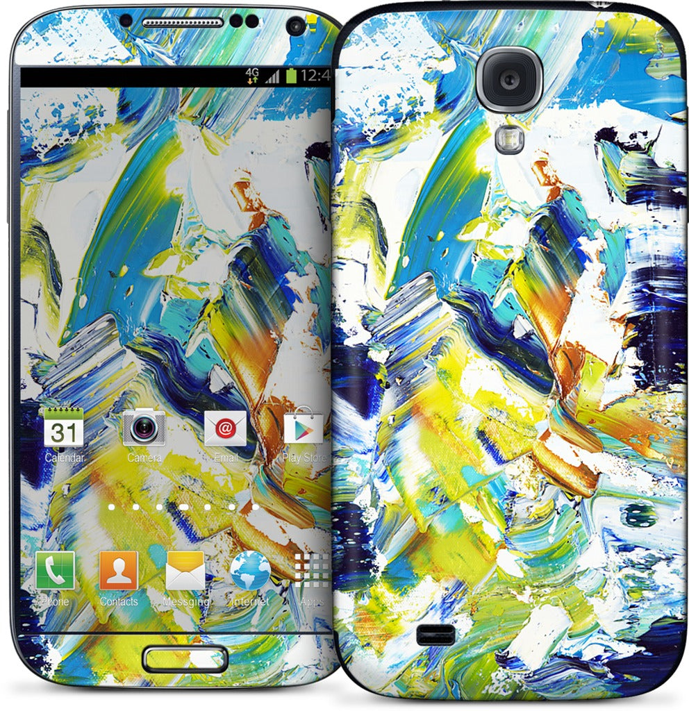 Sky Dreams Again Samsung Skin