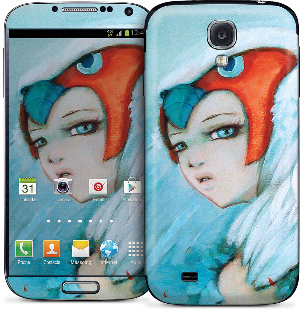 The Sorceress Samsung Skin
