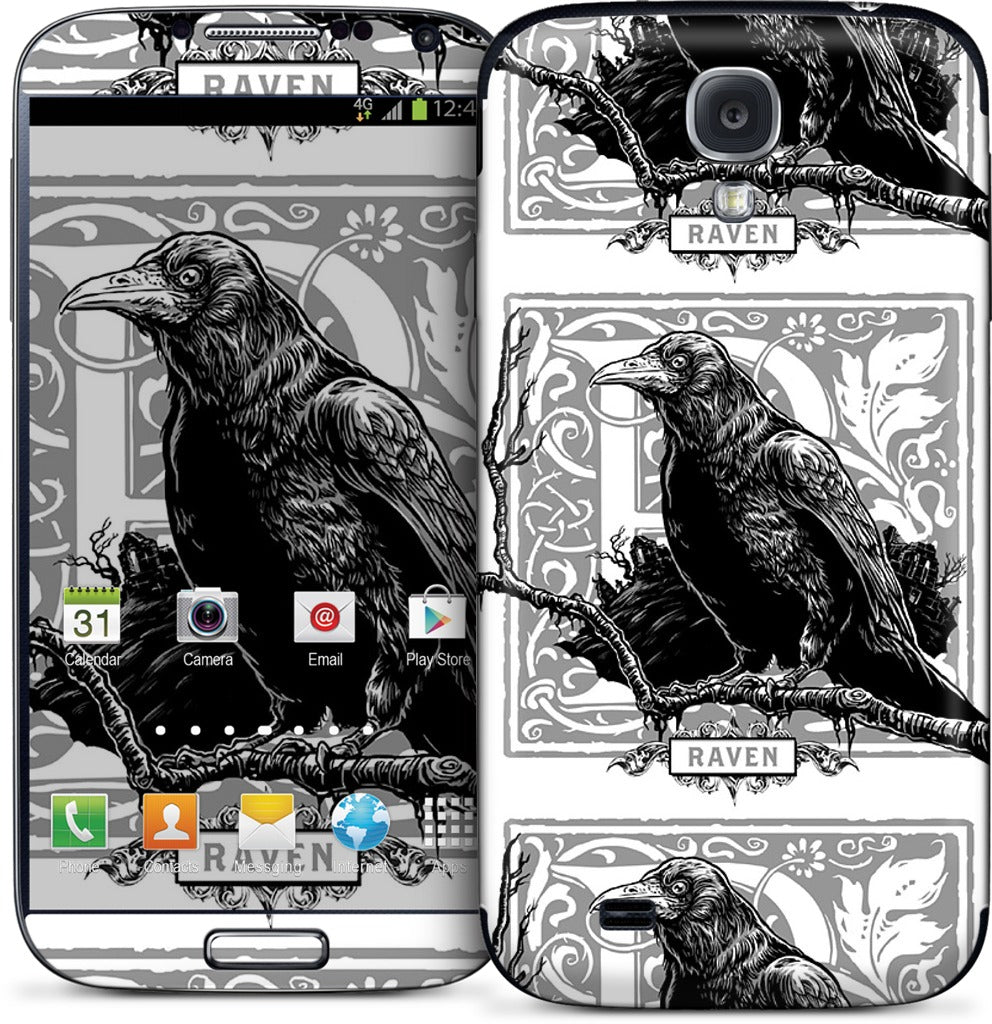 R Is For Raven Samsung Skin