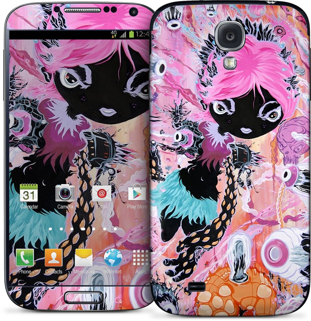 Girl Parts Samsung Skin