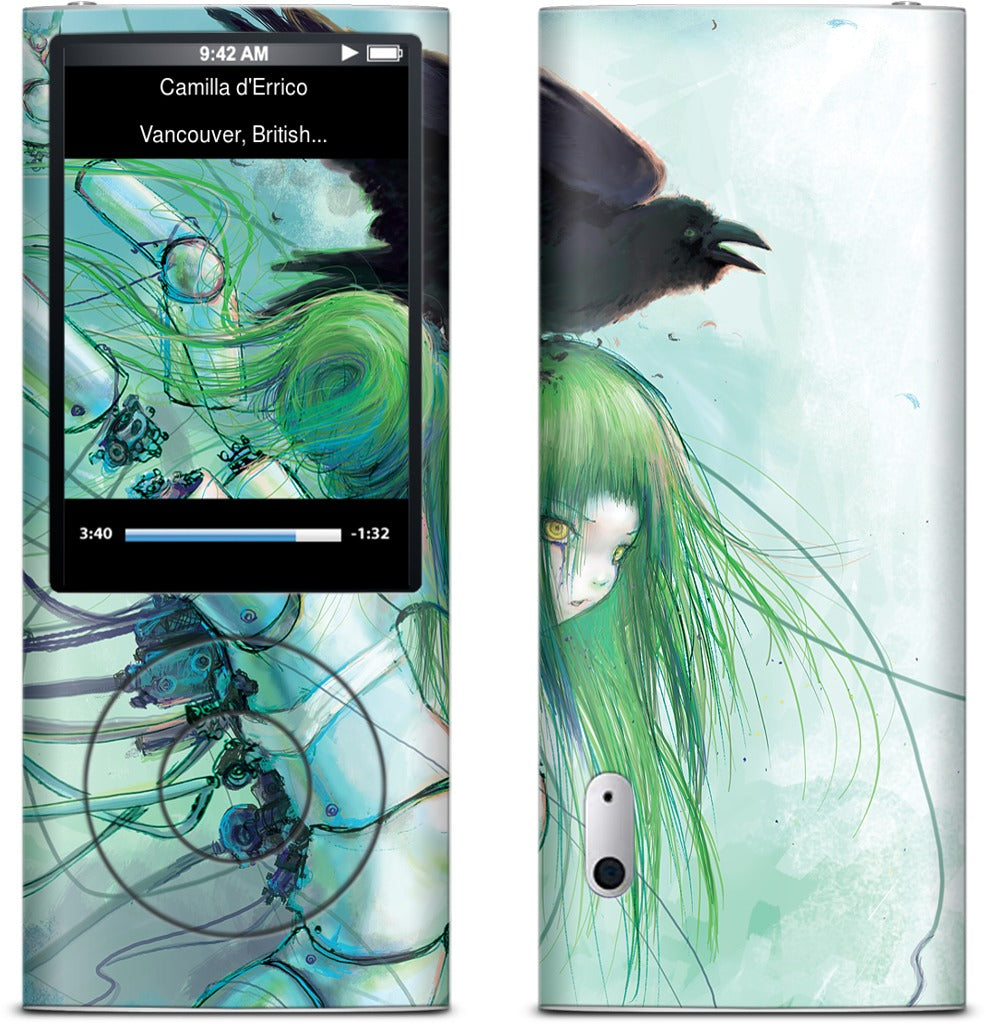Disassembled Tears iPod Skin