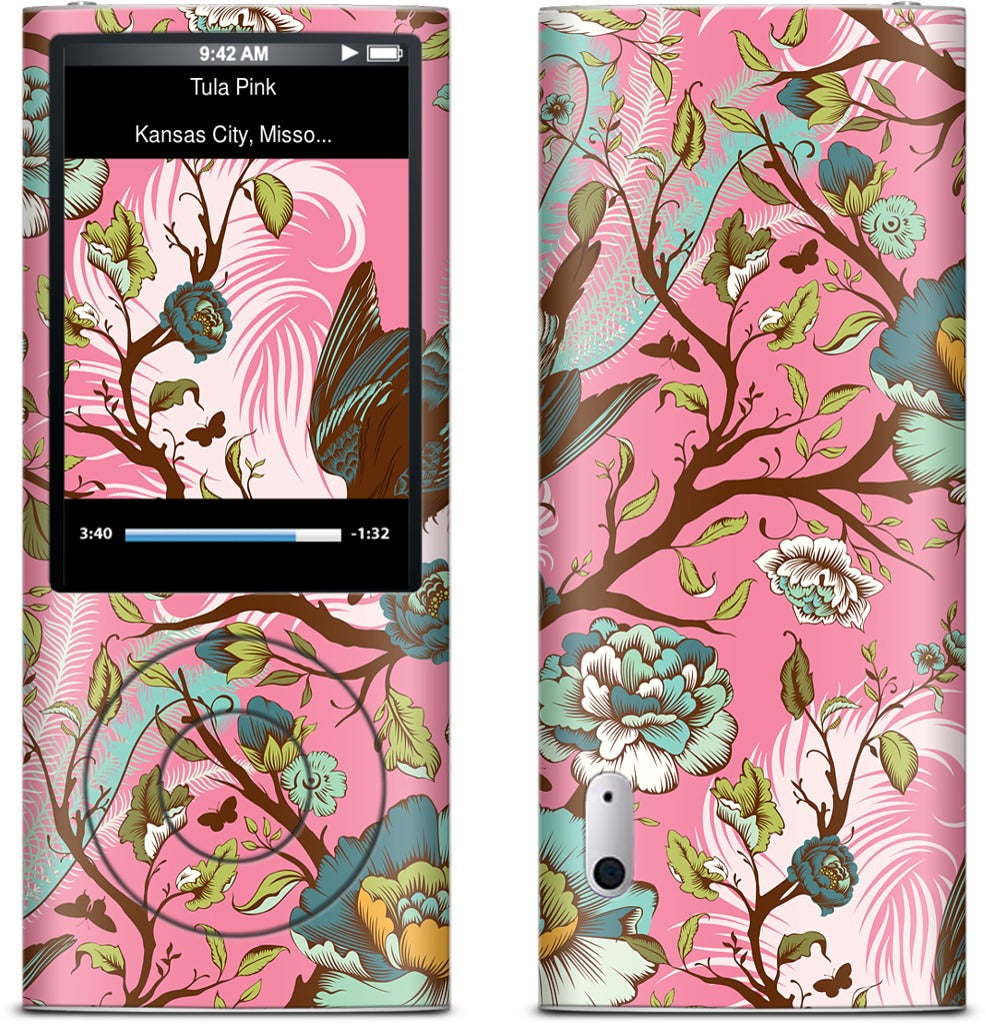 Tail Feathers iPod Skin