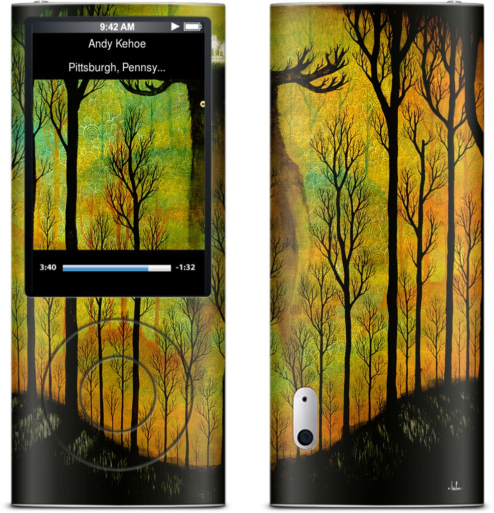 Lord Of Ghouls iPod Skin
