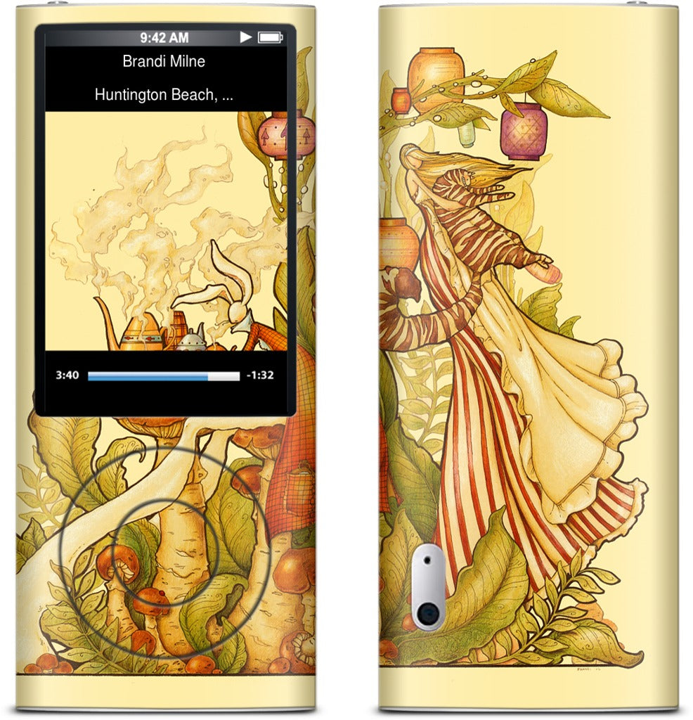 Tea Party iPod Skin