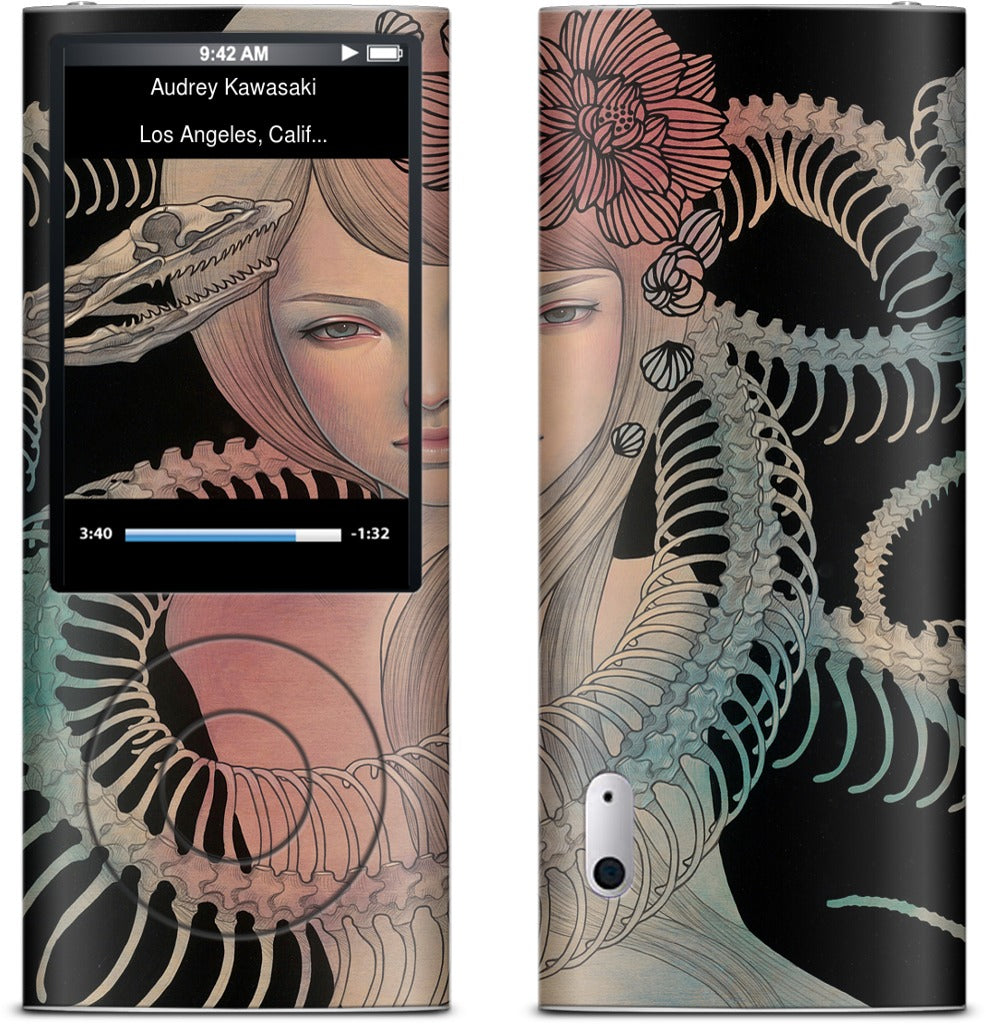 'Possessed' iPod Skin