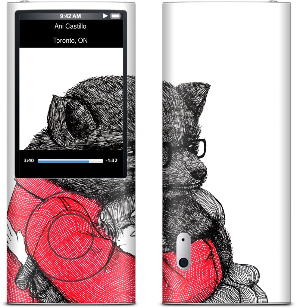 Furry iPod Skin