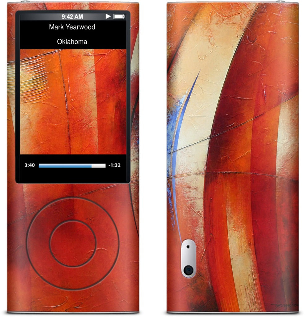 Newjazz iPod Skin