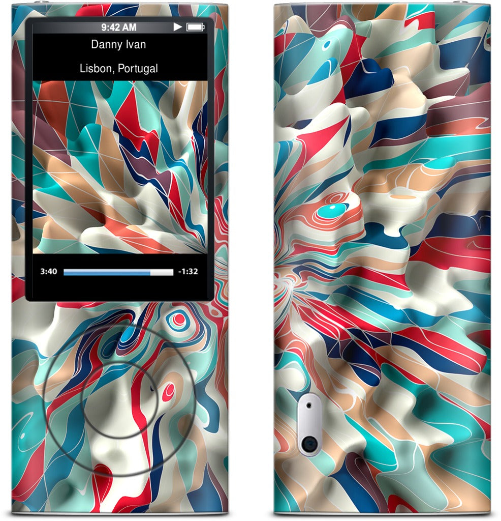 Weird Surface iPod Skin