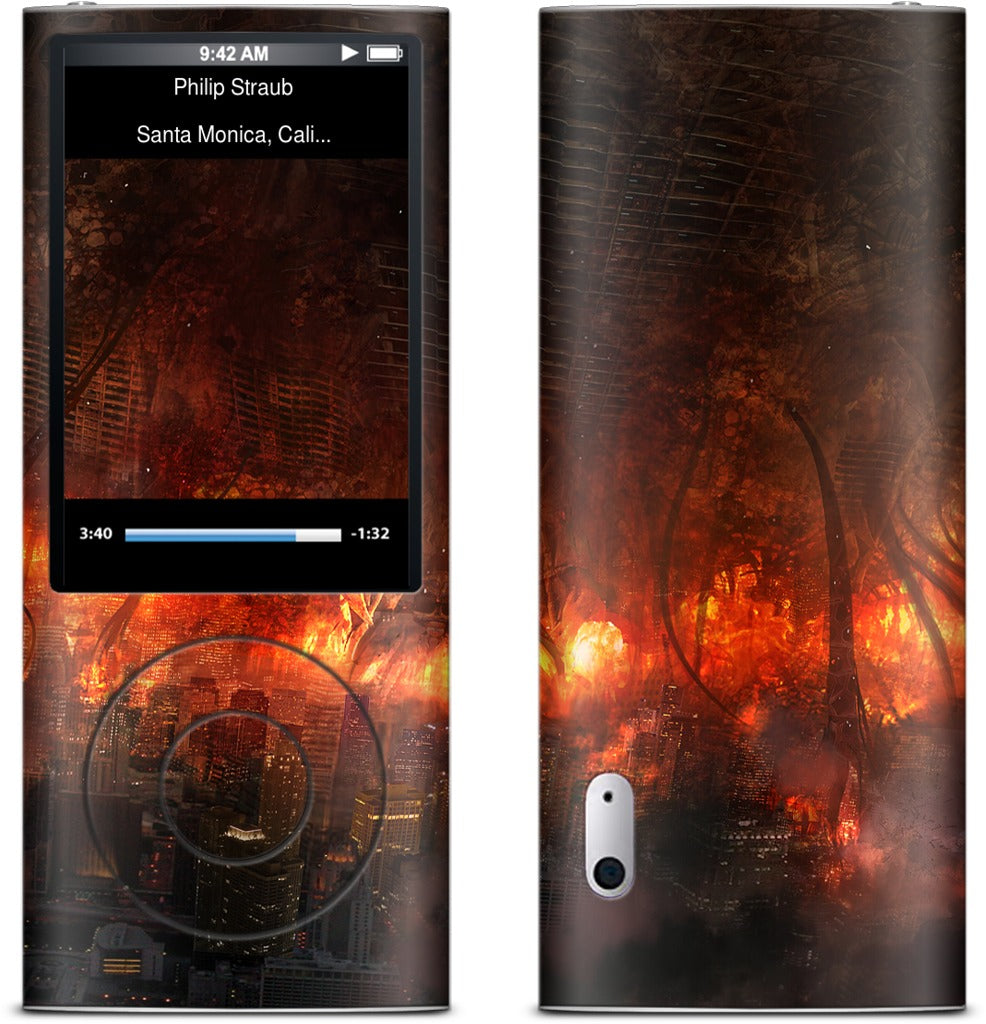Death Dealer iPod Skin