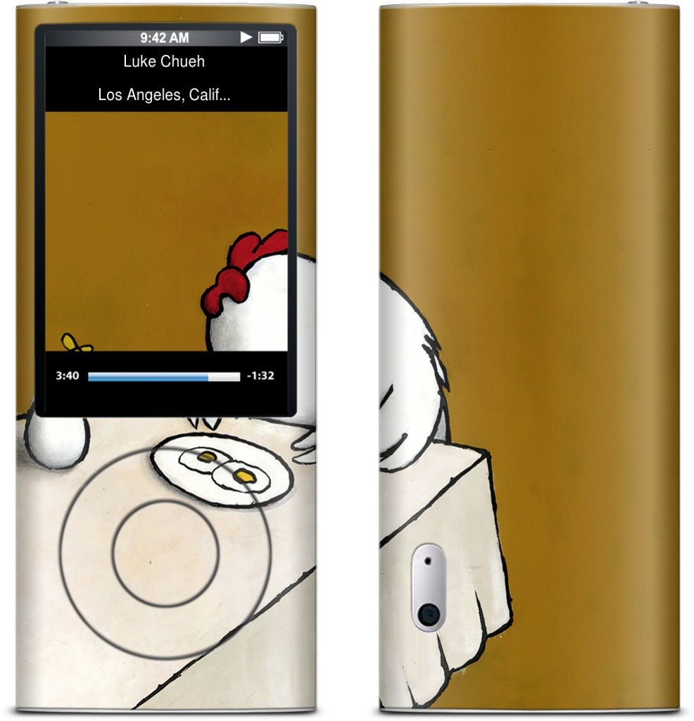 I Asked For Scrambled iPod Skin