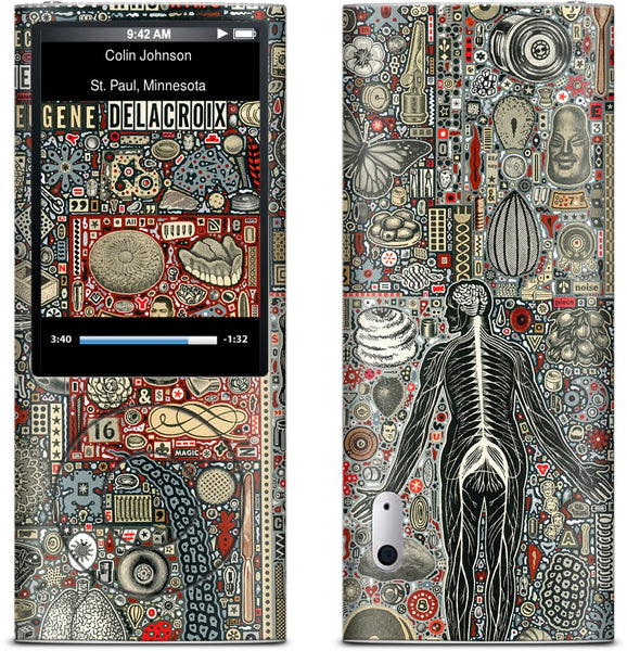 Everything and Nothing iPod Skin