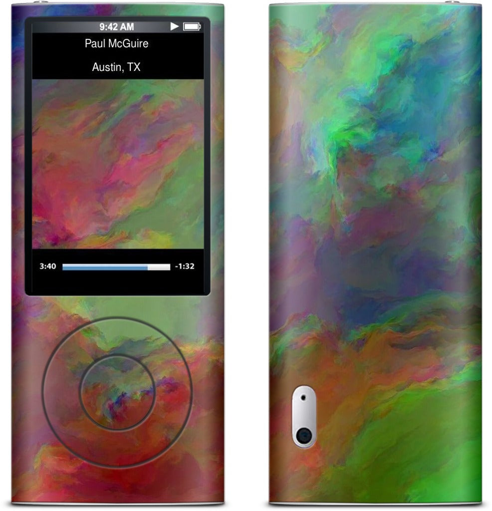 mists of creation iPod Skin
