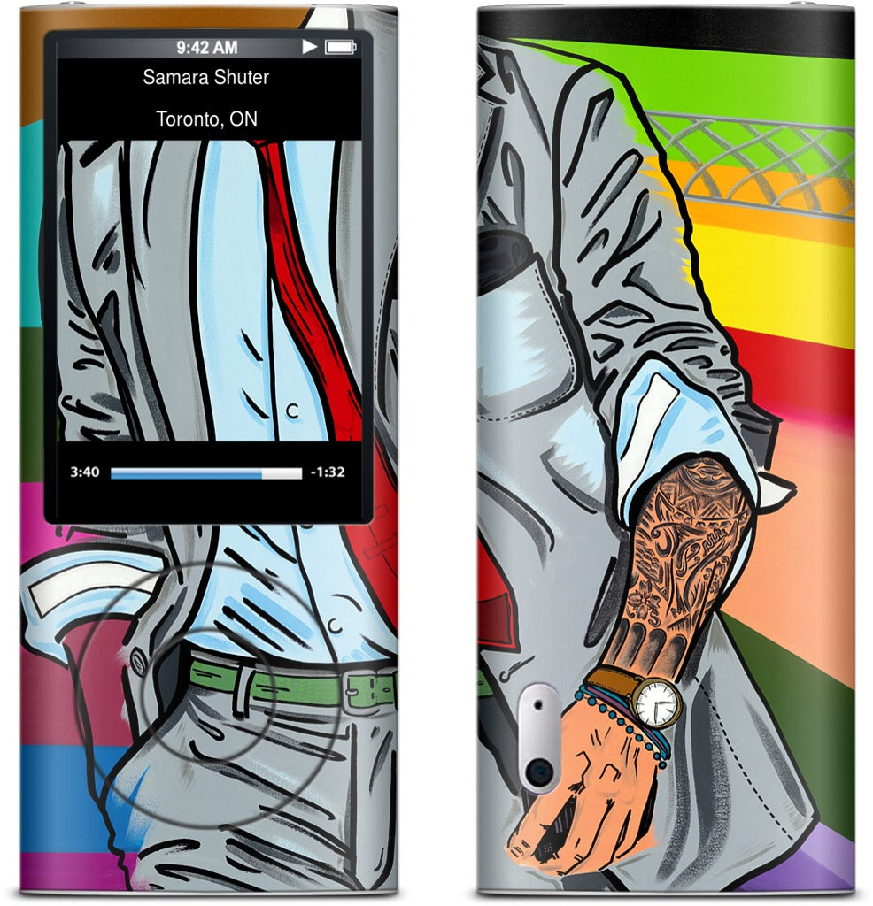 THE INTRODUCTION #11 iPod Skin