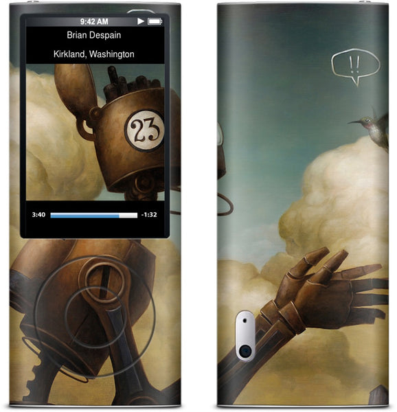 The Exchange iPod Skin