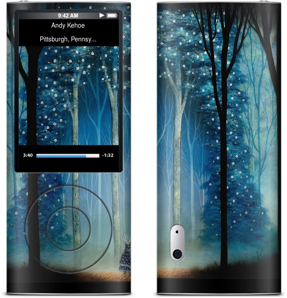Cathedral of the Forest Deep iPod Skin