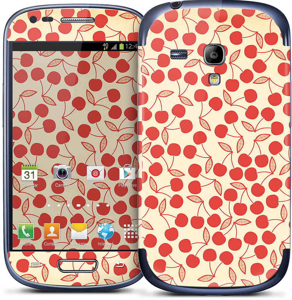 Cherry Pie Samsung Skin