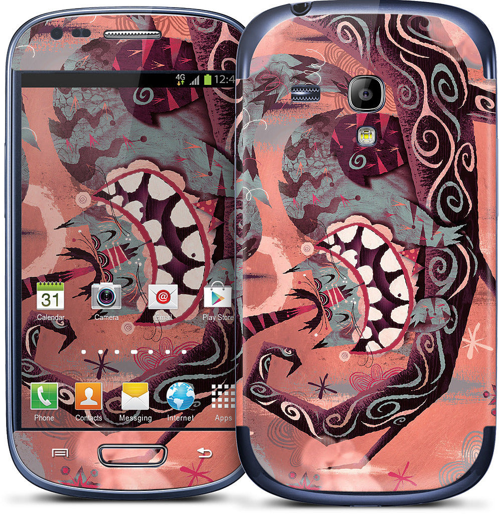 Cheshire Cat Samsung Skin