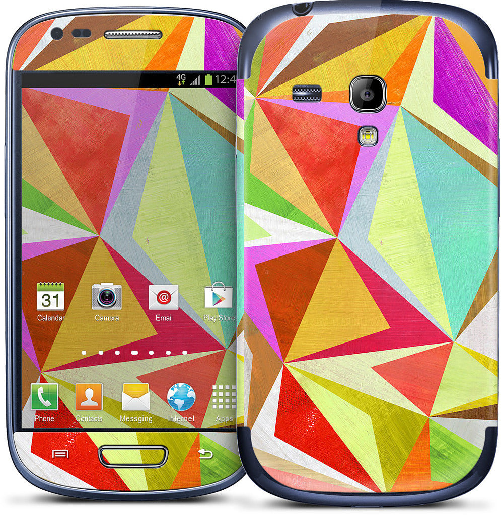 Diamonds Samsung Skin