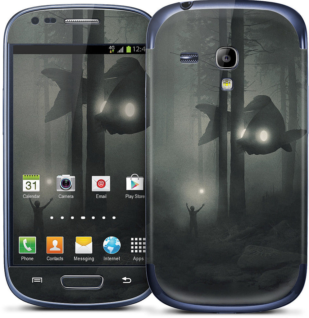 Deep Forest (phones) Samsung Skin