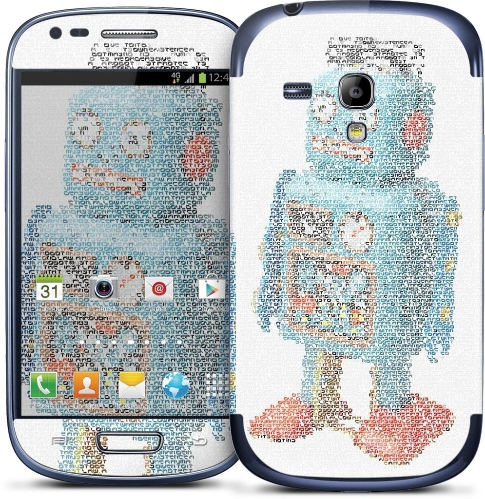 Laws of Robotics Samsung Skin