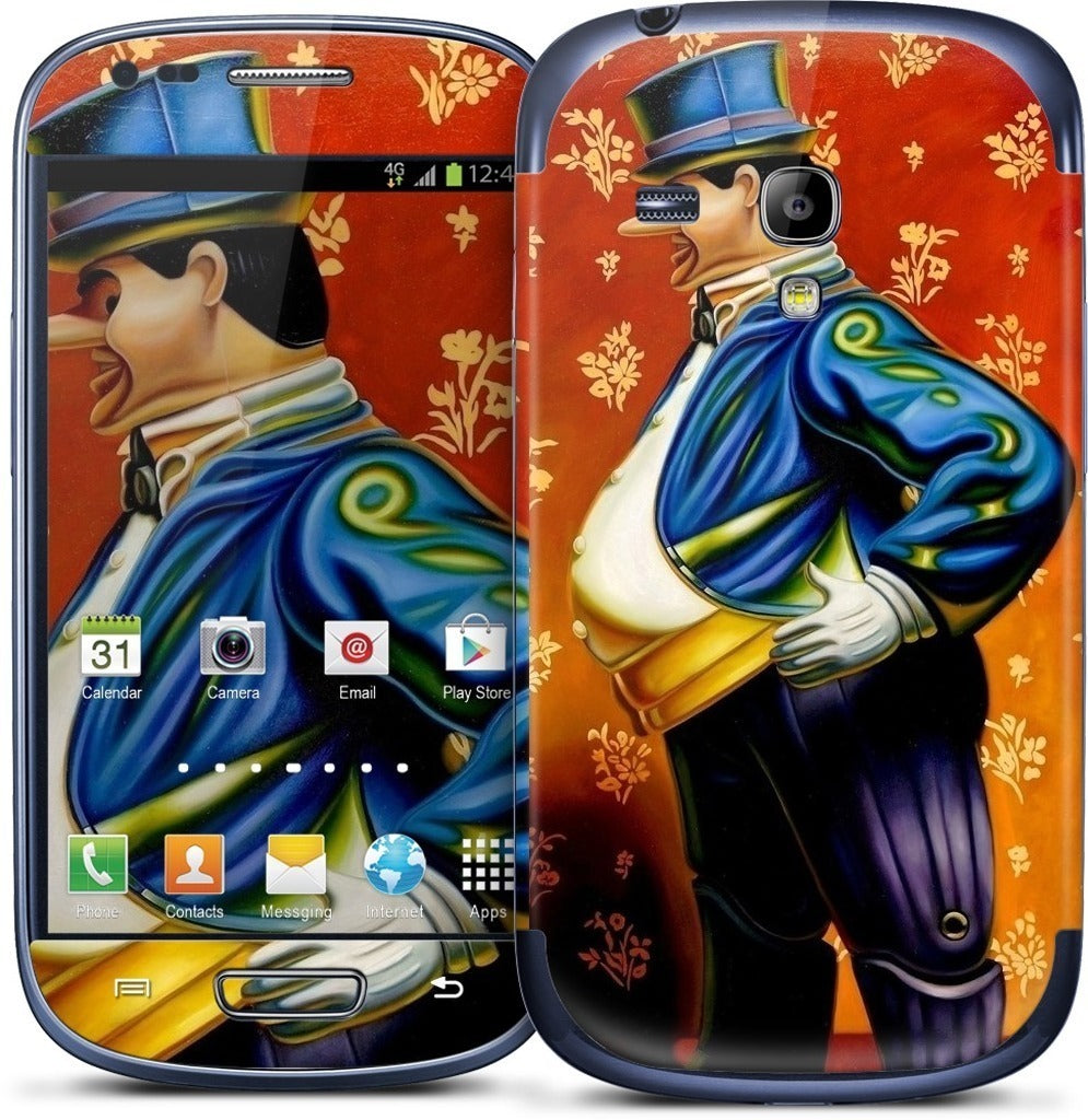 The Penguin Samsung Skin