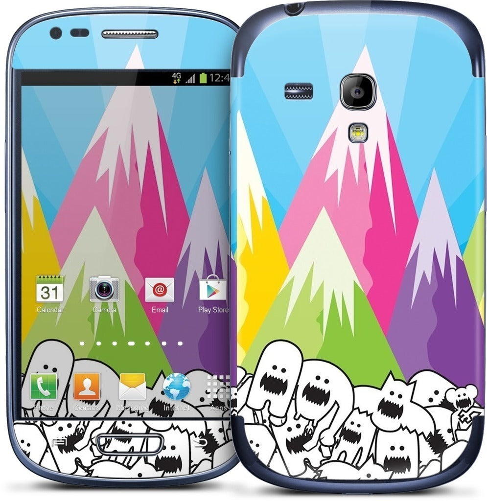 Mountain View Samsung Skin