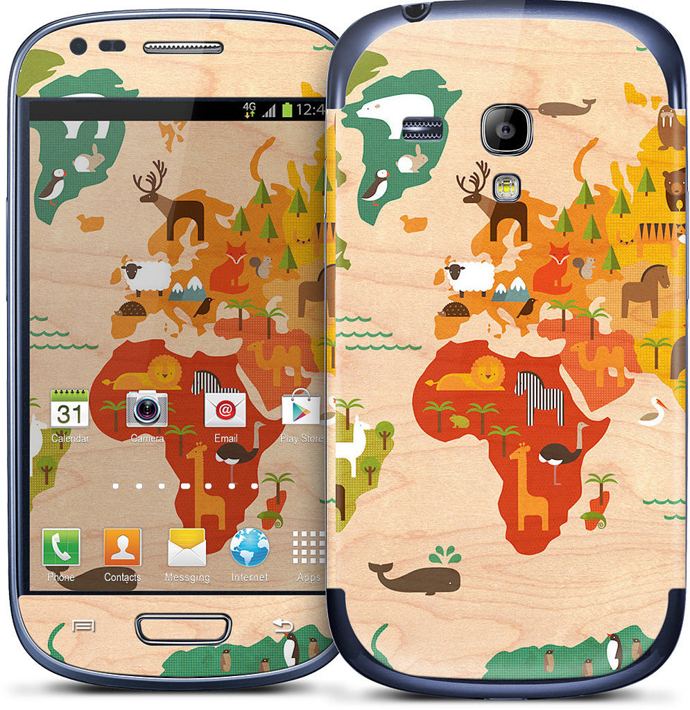 My World Samsung Skin