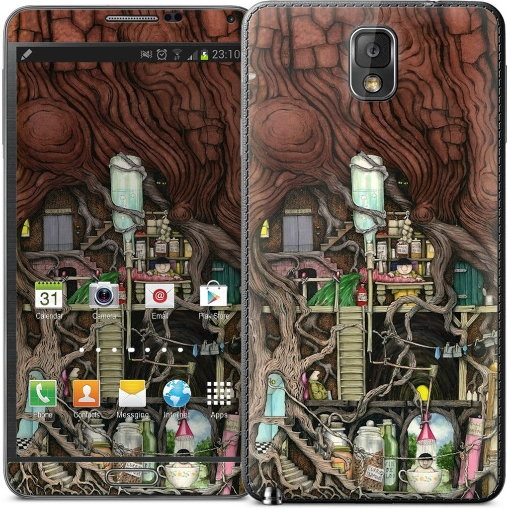 Back 2 Your Roots Samsung Skin