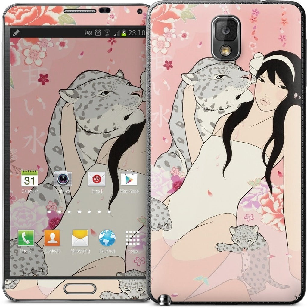 Sweet Water Samsung Skin