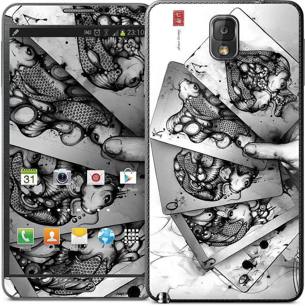 Royal Flush Samsung Skin
