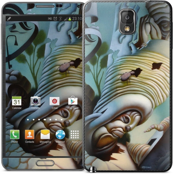 Exquisite Corpse Samsung Skin