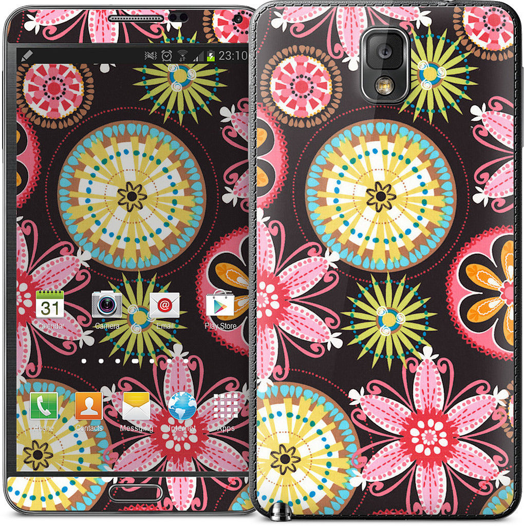 Carnival Bloom Samsung Skin