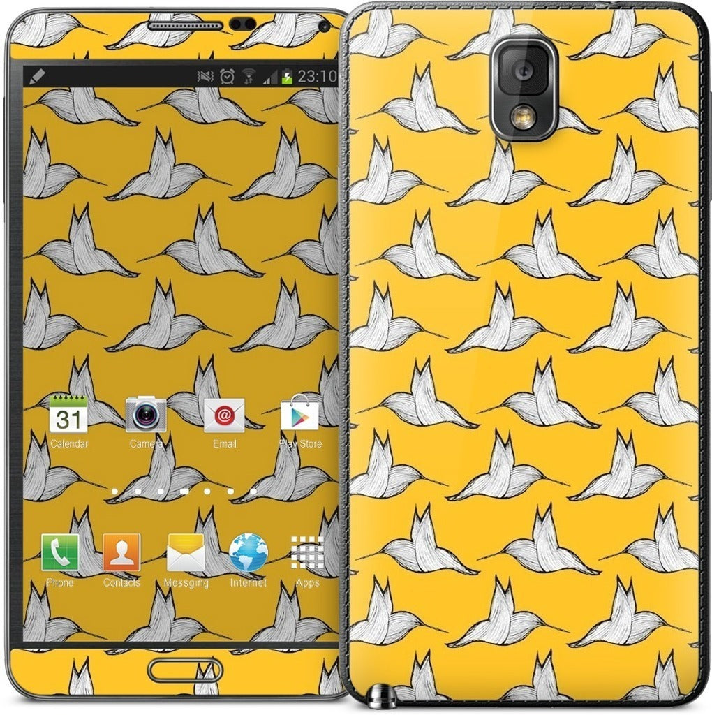 Hummingbird Bird Species Samsung Skin