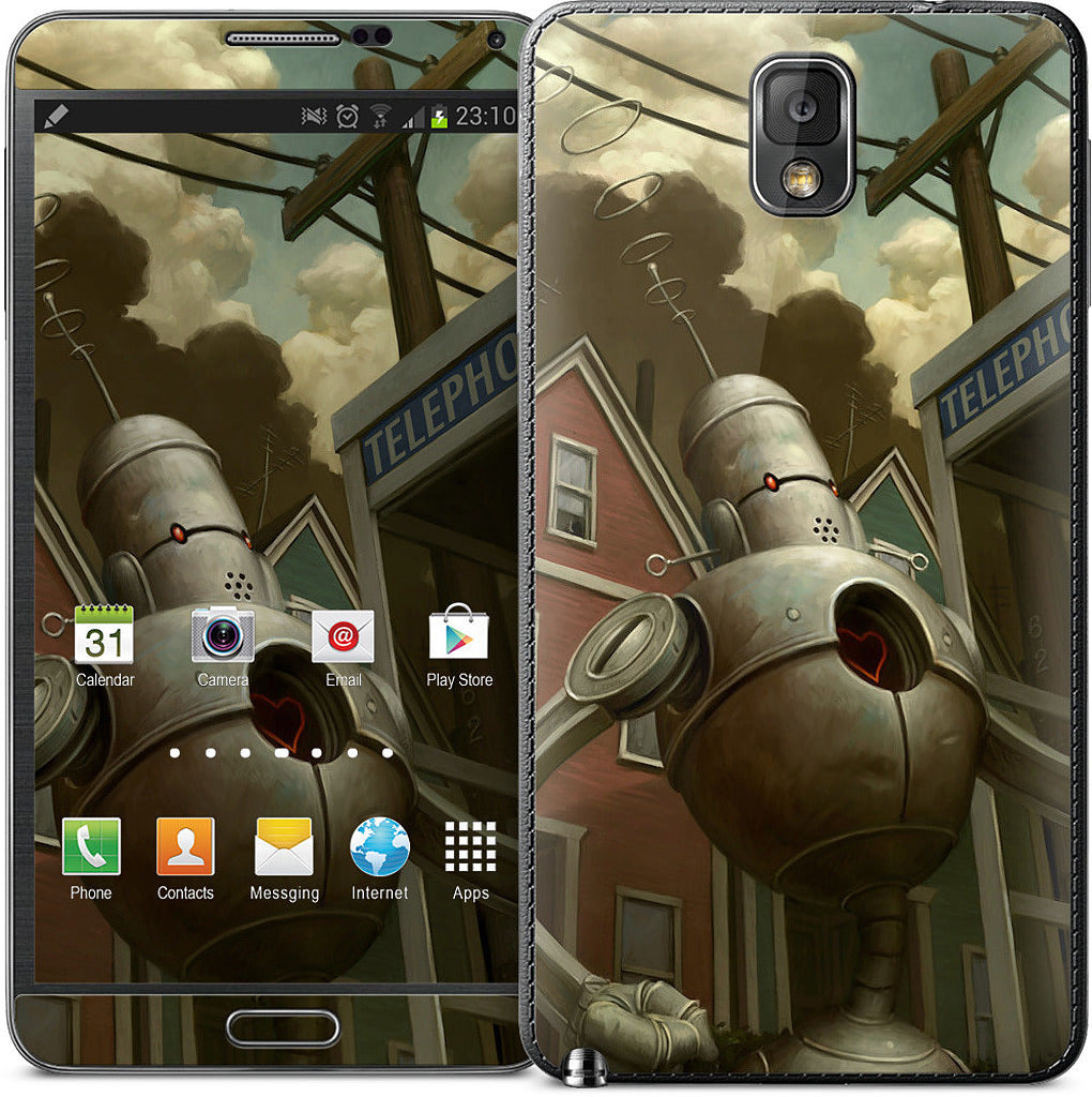 Tales From a Tin Can Samsung Skin