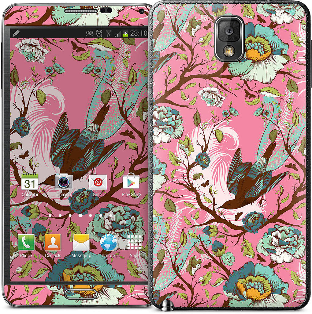 Tail Feathers Samsung Skin